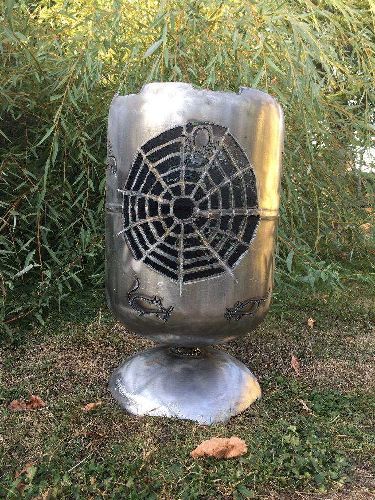Feuerschale Spider