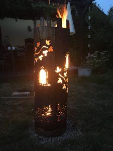 Feuerflasche Tower