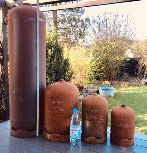 Unsere Flaschengrößen