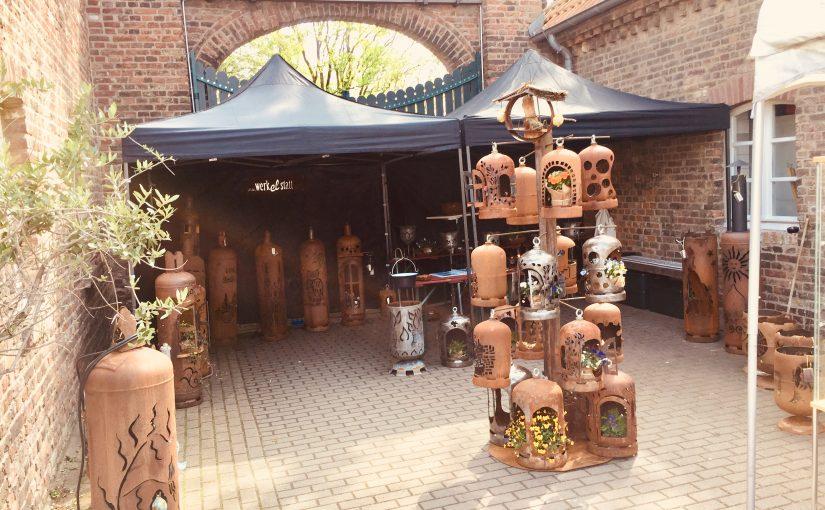 Wein- und Genussmarkt auf Schloss Miel am 26. und 27. Oktober 2019