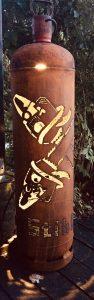 Kombitonne Waldarbeit - Kettensägen