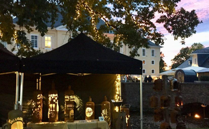 Kunsthandwerkermarkt auf Schloss Edesheim 26.-27.09.2020