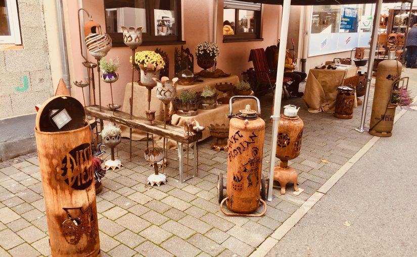 Michaelismarkt in Kirchberg/Hunsrück am 02. Oktober 2019