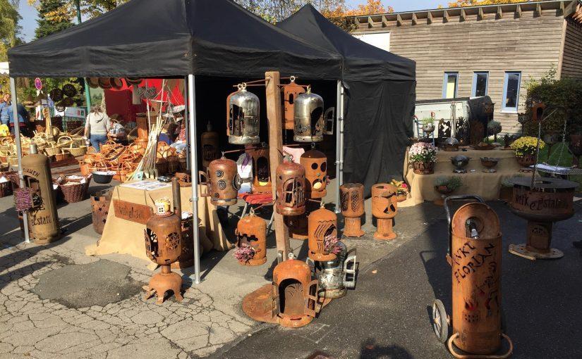 Bauern- und Handwerkermarkt am 13. Oktober 2019 in Hermeskeil