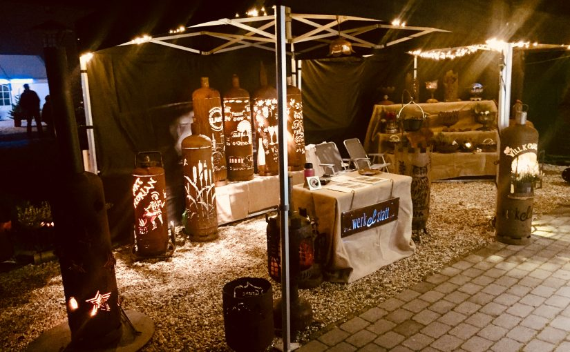 Handwerkermarkt in Kerpen / Eifel am 13. Juni 2021