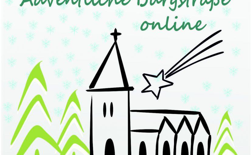 Online-Weihnachtsmarkt: Adventliche Burgstraße Oberkail online vom 27.11. bis 24.12.2020