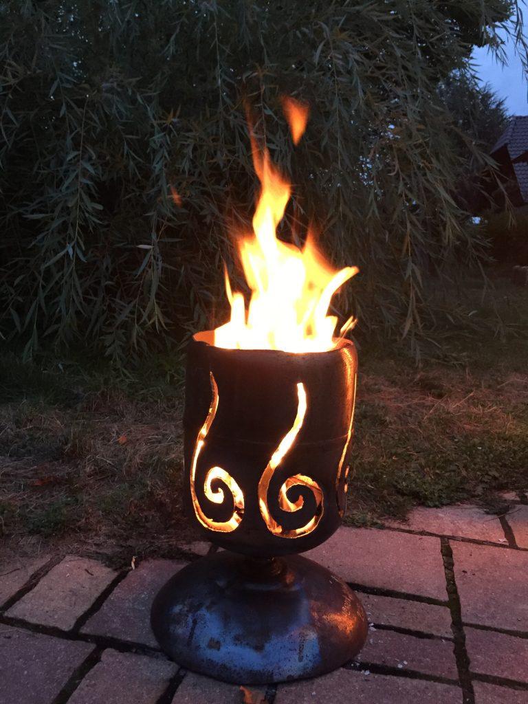 Deko Feuerschale