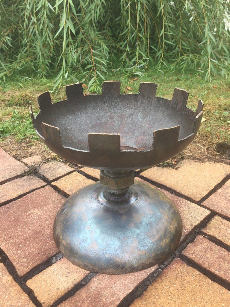 Feuerschale Pokal