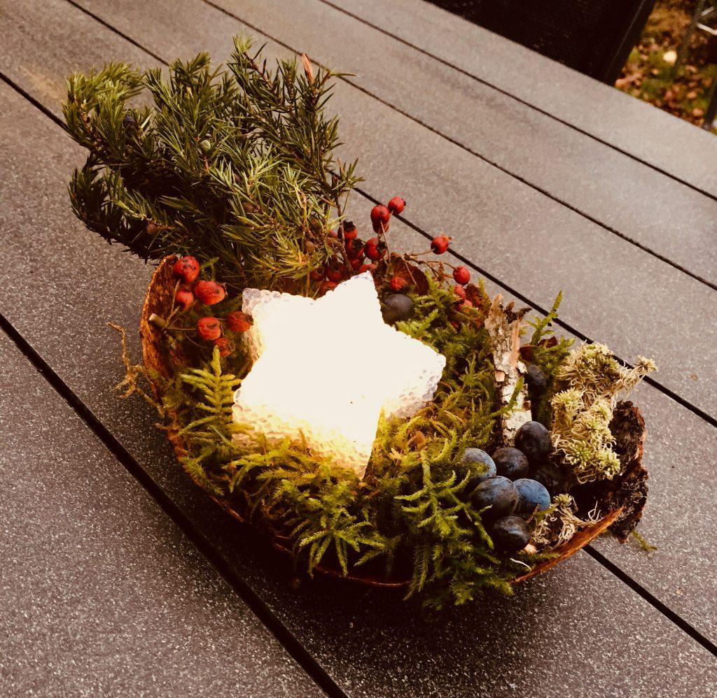 Gartenschalen Rusty 20 x 20 cm