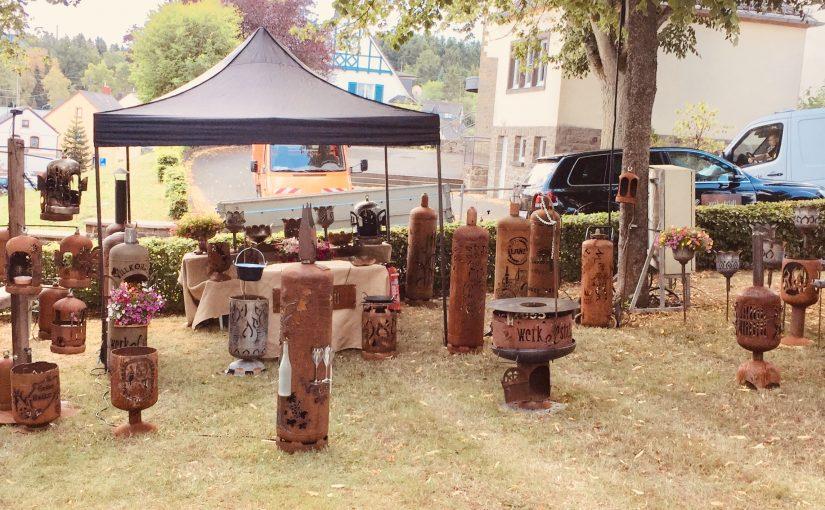 Eifel-Kunsthandwerker-Markt in Kelberg – 30. Juli – 01. August 2021